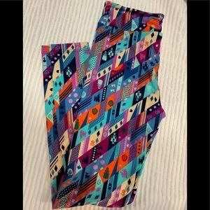 Lularoe Disney Snow White OS leggings